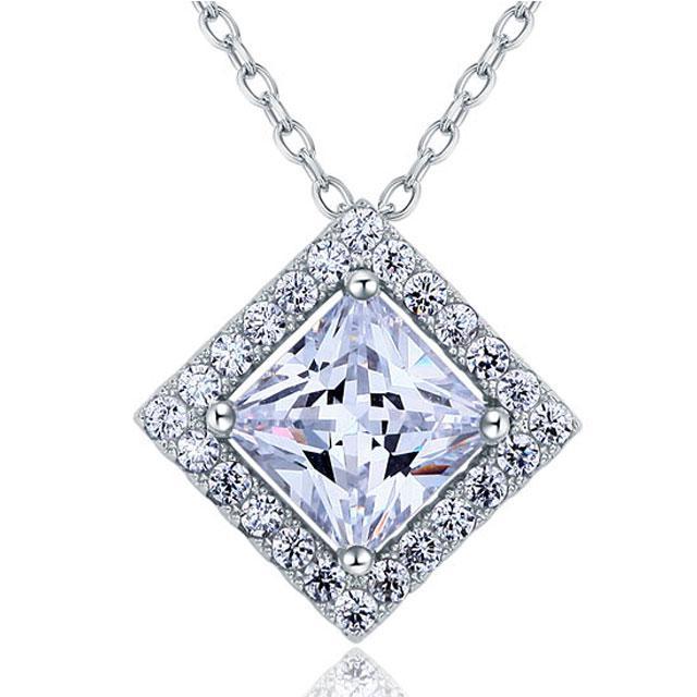 Colier Borealy Argint 925 Diamonds Princess 0
