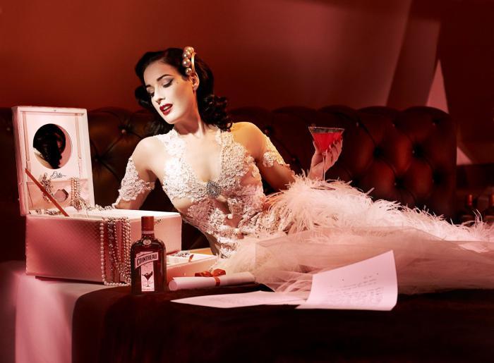 Cadou Glamour Cointreau & Perle Naturale 1