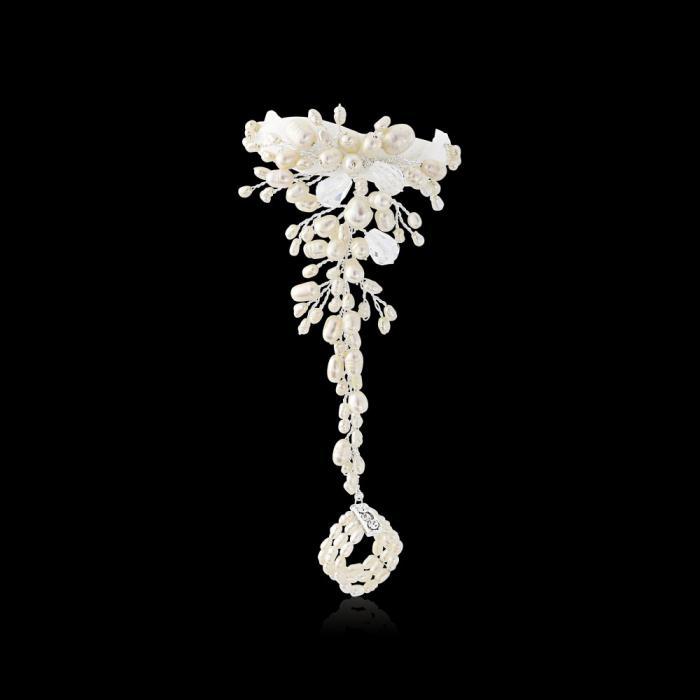 Bratara Borealy Pearls Divine 3