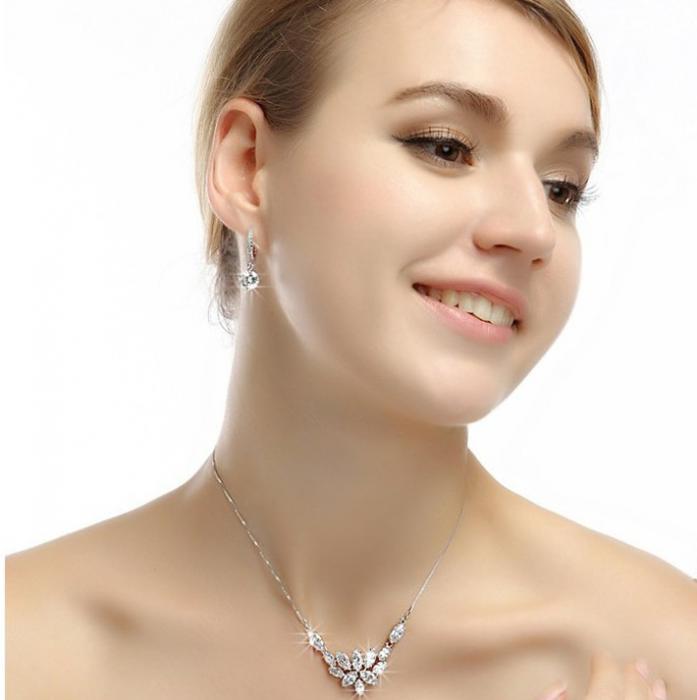 Colier Borealy Delice Crystals Luxury 2