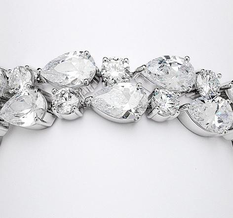Drop Afrodita 10 carate Diamonds Bratara 2