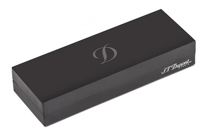 Set S.T. Dupont Luxury Fountain Pen si Note Pad Black Hugo Boss 2