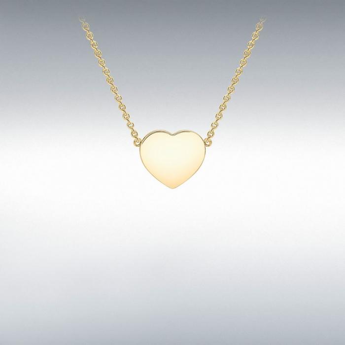 Colier Aur 9 Kt  Love personalizabil-big