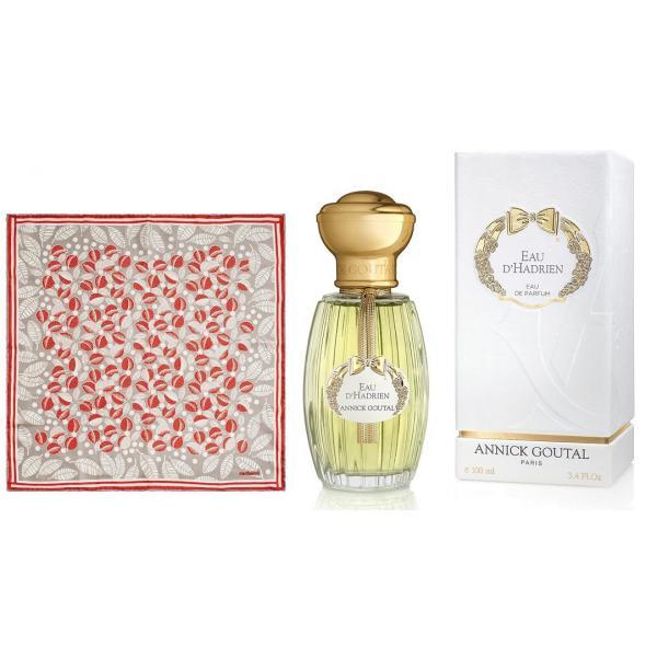 Set Eau D'Hadrien - Annick Goutal - Eau De Parfum 50 ml si Esarfa Cacharel 0