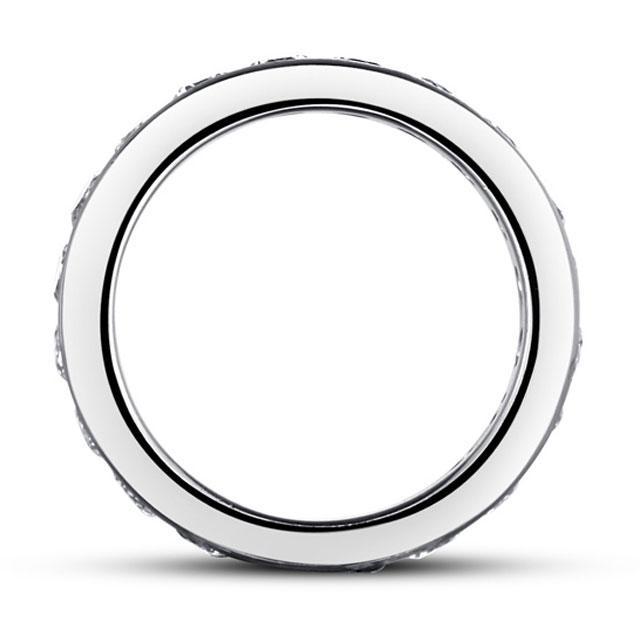 Inel Borealy Argint 925 Eternity White Marimea 7 2