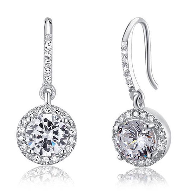 Cercei Borealy Argint 925 Diamond One [2]