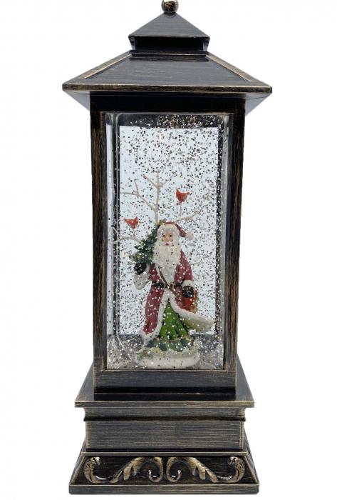 Felinar Mare Magic Christmas Santa Clause 28 cm 0