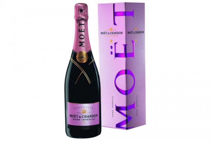 Sampanie Moet & Chandon Brut Rose-big