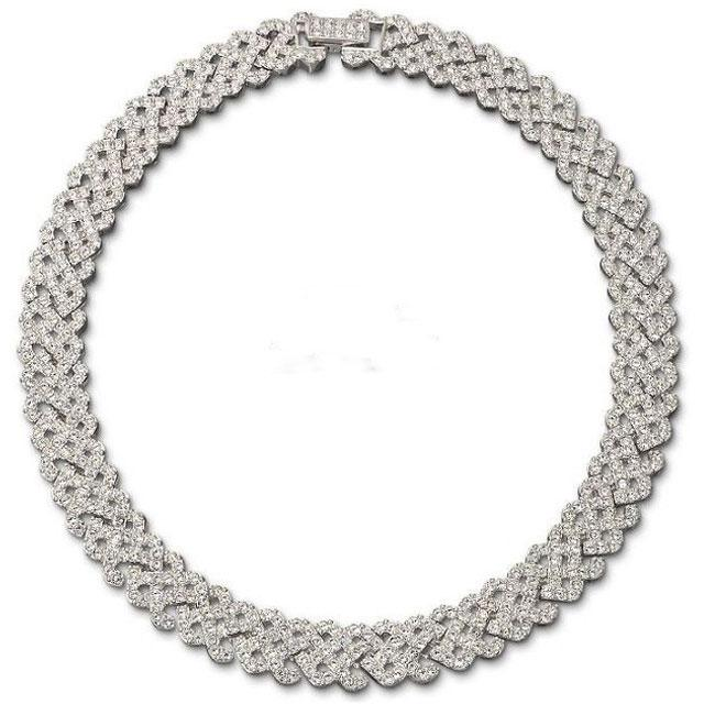 Iris Diamonds Colier by Borealy 0