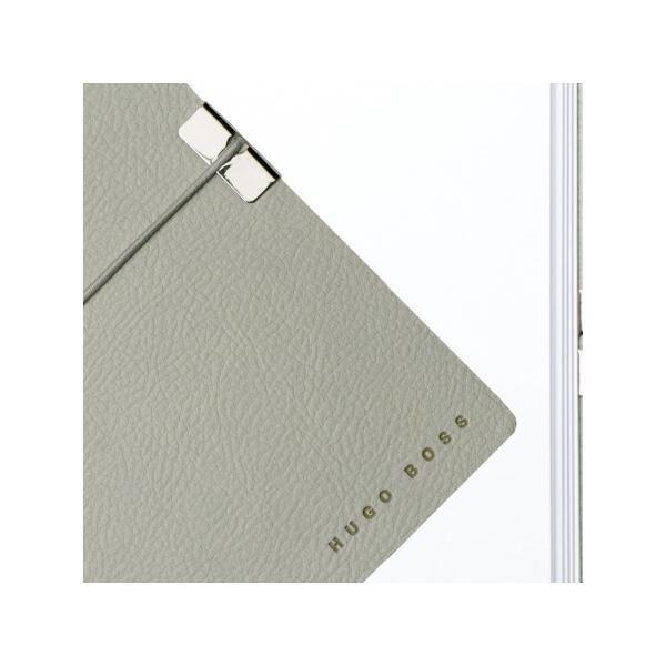 Set Fortuna White Rose Gold Ballpoint Montegrappa si Note Pad Hugo Boss-big