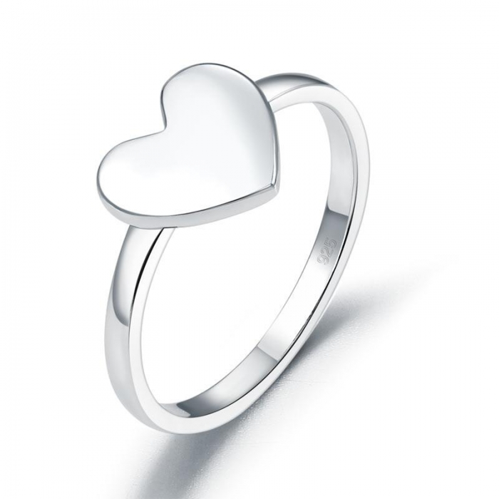 Inel Borealy Argint 925 Fashion Heart, Masura 7-big