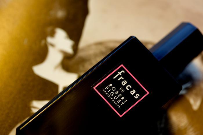 Set Fracas By Robert Piguet Eau de Parfum 100 ml si Esarfa Cacharel 3