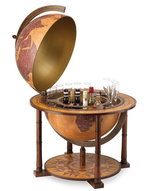 Gea Large Bar Globe Virgo - by Zoffoli, made in Italy 0