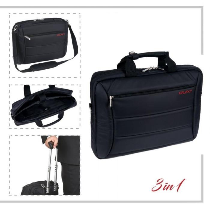 Geanta Laptop Borealy Business 3 in 1-big