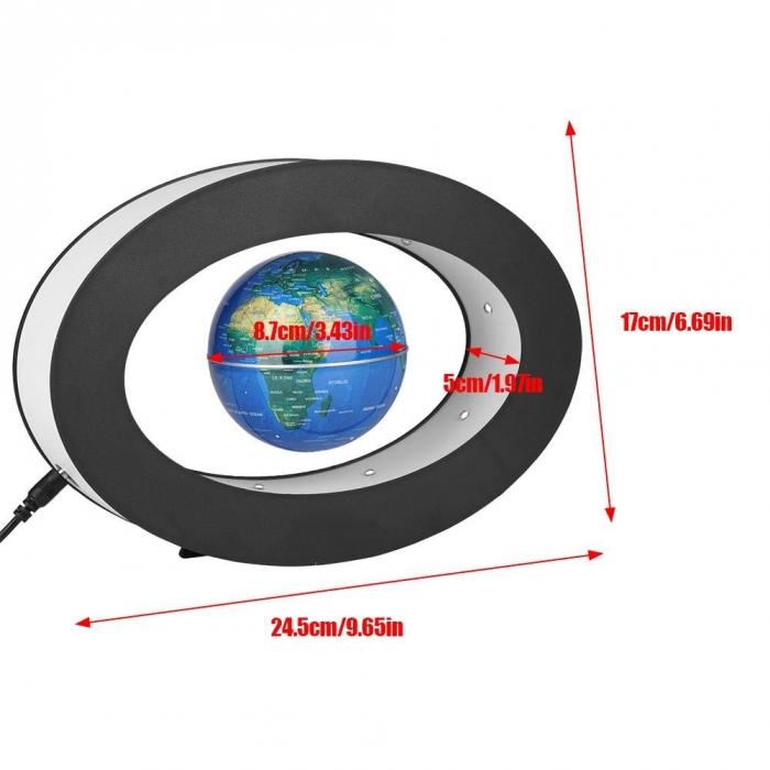 Glob Pământesc Levitaţie Birou-big