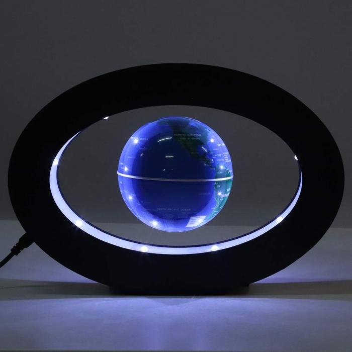 Glob Pământesc Levitaţie Desk-big