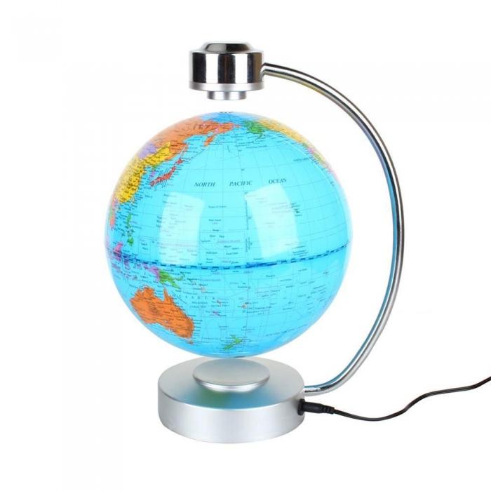 Glob Pământesc Levitaţie cu Led Desk Big 32 cm-big