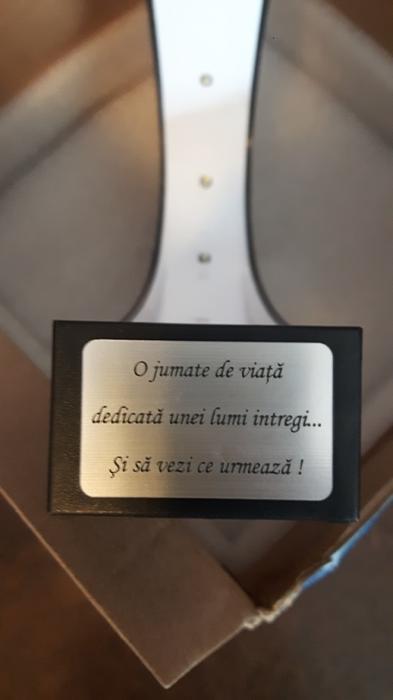 "Glob Pământesc Levitaţie Auriu + CADOU Harta razuibila mare Borealy ""Am fost acolo"" 82 cm x 59 cm Gold Edition Deluxe 6"