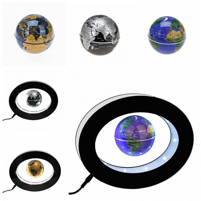 Glob Pământesc Levitaţie Desk 2