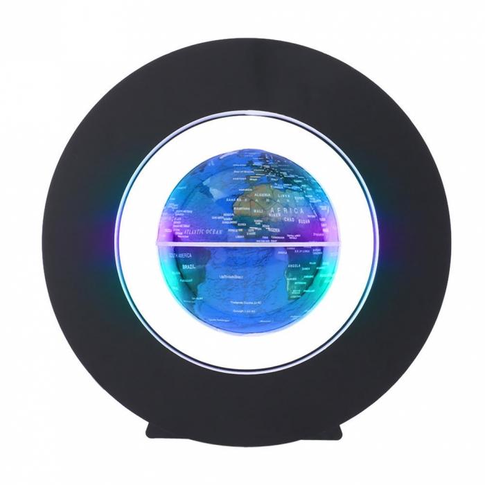 Glob Pământesc Levitaţie Round 1