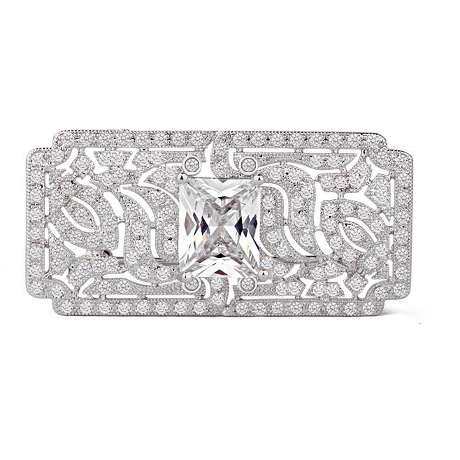Great Gatsby Luxury Broşă [0]