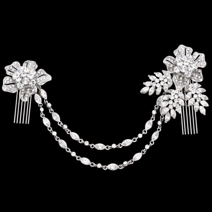 Tiara Borealy Great Gatsby Elite Headpiece-big