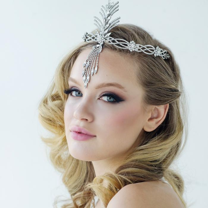 Great Gatsby Luxury Long Island Tiara 0
