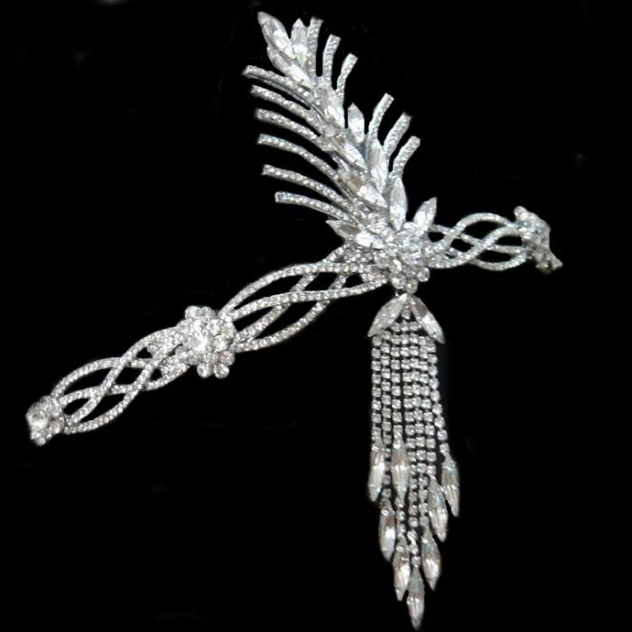 Great Gatsby Luxury Long Island Tiara 3