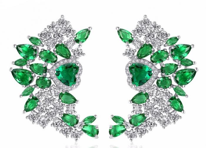 Cercei Borealy Green Drop Dew [0]