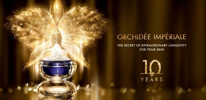 Crema Guerlain Orchidee Imperiale Gel Cream 2