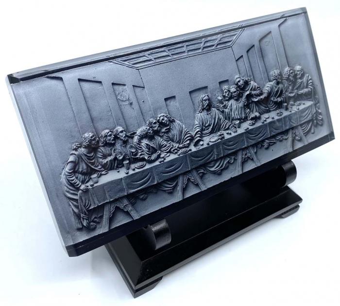 Icoana Cina Cea de Taină din Sticla by Borealy [1]