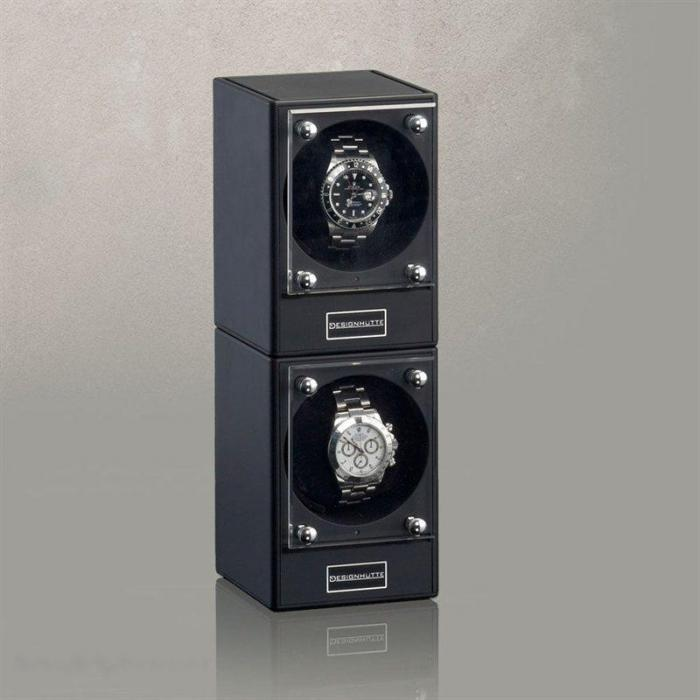 Watch Winder Piccolo 2 by Designhütte – Made in Germany-big