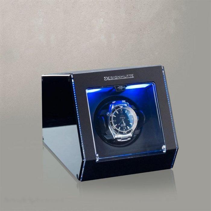 Watch Winder Alu Tec by Designhütte – Made in Germany-big
