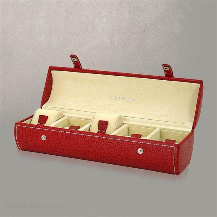 Cutia de Ceasuri de Colecție Milano 5 de la Friedrich – Produs în Germania-big