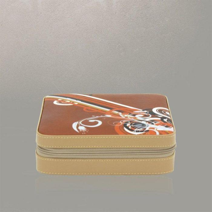 Cutie pentru Bijuterii Diagona Maro de la Friedrich – Produs în Germania-big