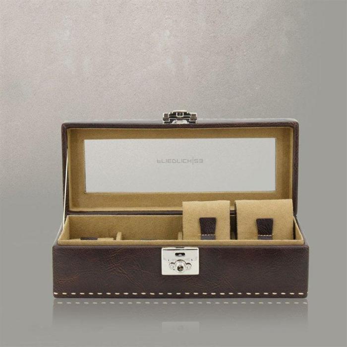 Cutia de Ceasuri de Lux Topas 4 de la Friedrich – Produs în Germania-big