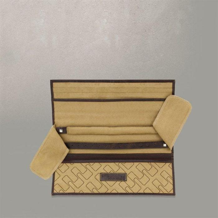 Cutie pentru Bijuterii Topas cu suport inel de la Friedrich – Produs în Germania-big