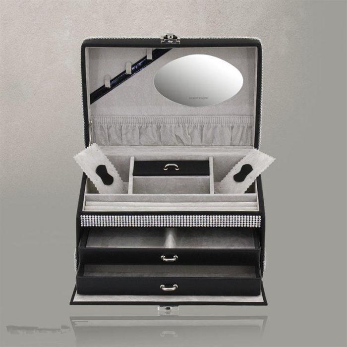 Cutie pentru Bijuterii Glamour XXL de la Friedrich – Produs în Germania-big