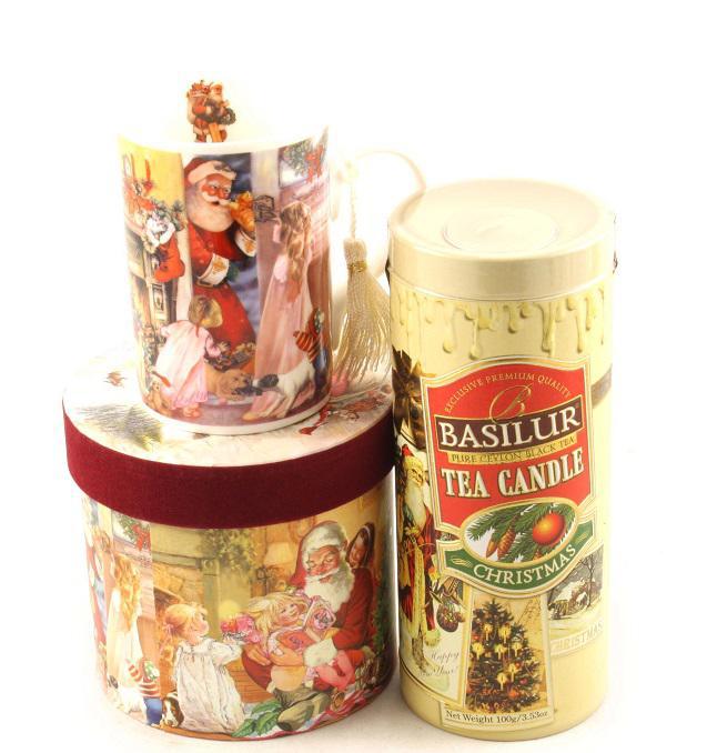 Cadou Tea Candle & Cana Mosului-big