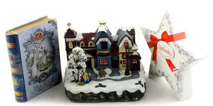 Cadou Musical White Christmas-big