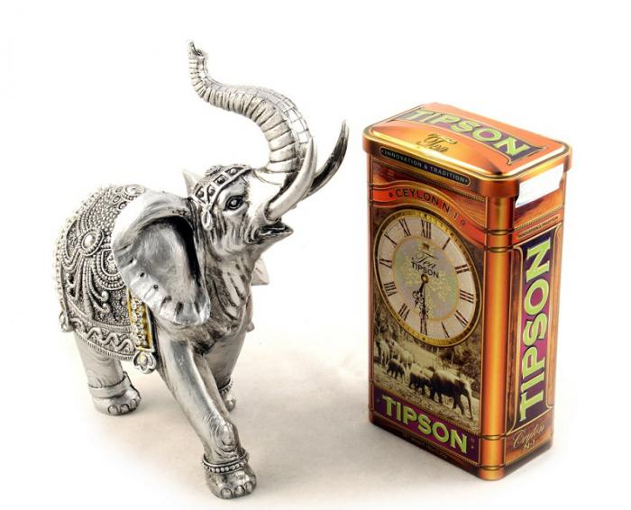 Set Cadou Horse Clock & Tipson Tea 2