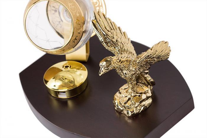 THE KING EAGLE by Credan Încălzitor de Cognac - Made in Spain 2