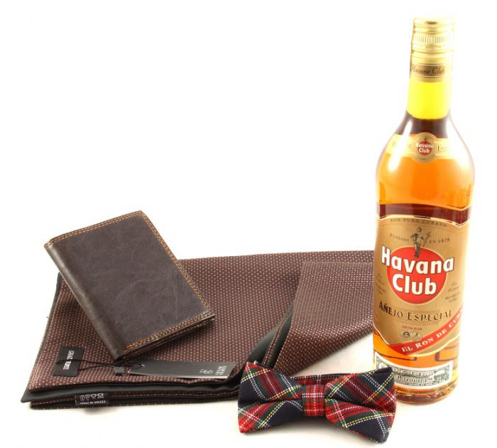 Cadou Elegant Gentleman & Havana Club-big