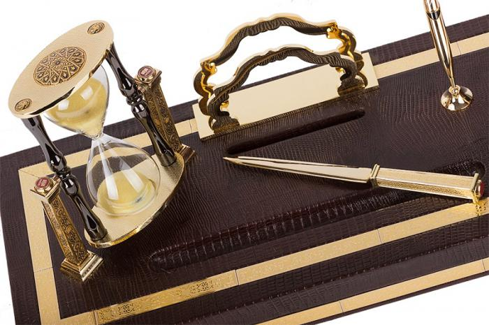 Set pentru Birou Jules Verne By Credan - Made in Spain-big