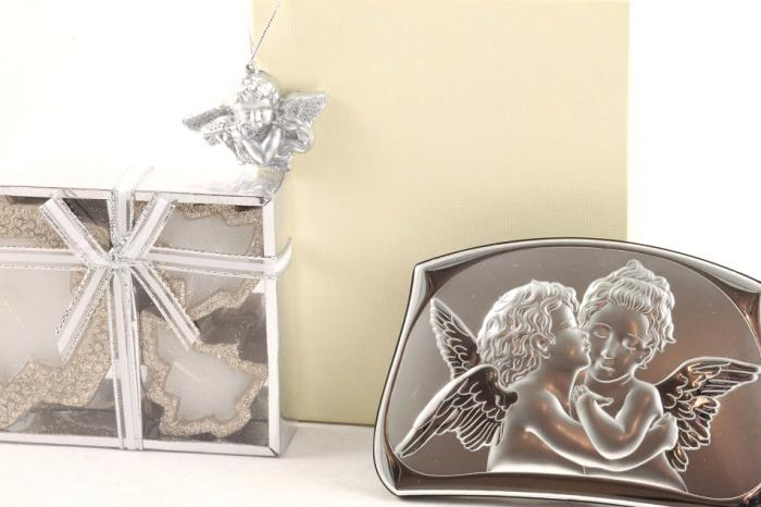 Cadou Silver Angel by Valenti-big
