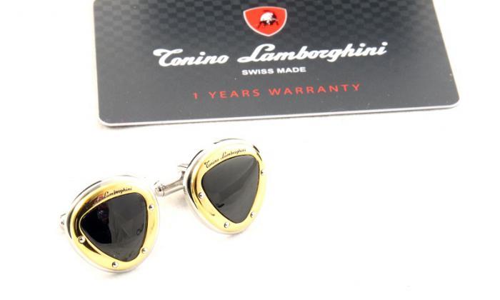 Cadou Butoni Tonino Lamborghini Gold & Rich-big