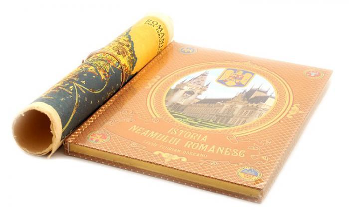 Cadou Istoria Neamului Romanesc-big