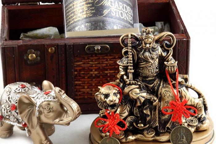 Cadou Feng Shui Gold 2
