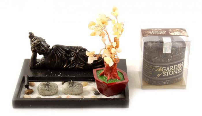 Cadou decoratiune Feng-Shui Garden Stones 0