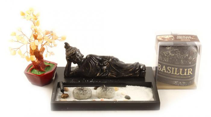 Cadou decoratiune Feng-Shui Garden Stones 3